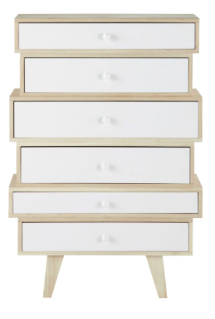 BORN & BRED STUDIO SPRING DRAWERS TOY STORAGE