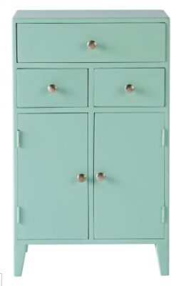 BORN & BRED STUDIO POPPY LOCKER STORAGE