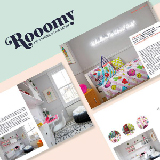 ROOOMY KIDS INTERIORS MAGAZINE  COLUMNIST