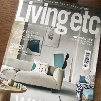 LIVING ETC - APRIL 2019  PLANNING YOUR HOME OFFICE