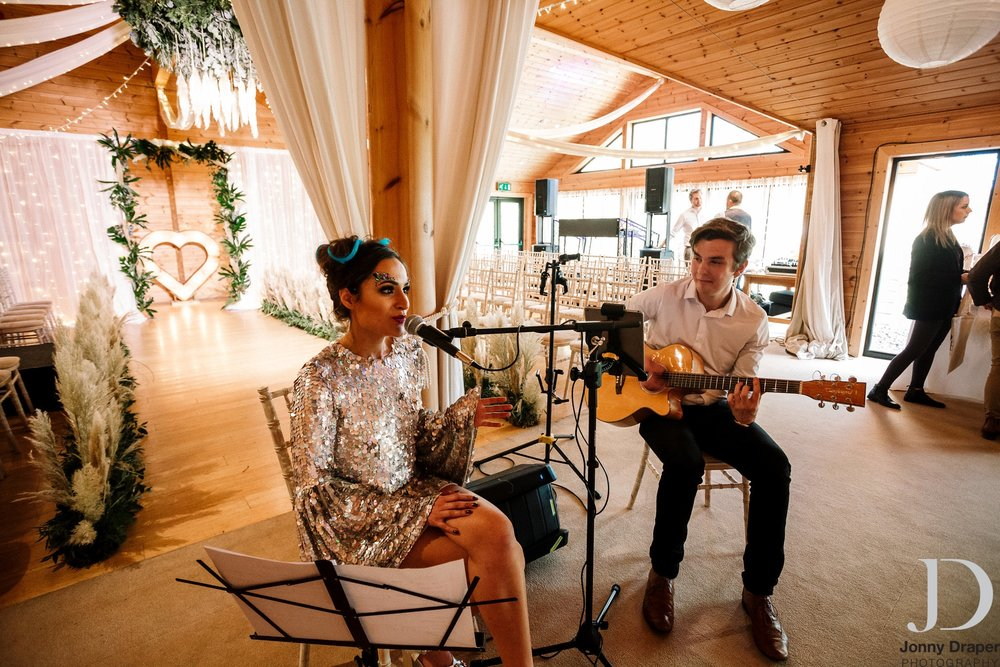 Acoustic duo with piano, sax or guitar - Warm acoustic music perfect for ceremonies, receptions, breakfasts and meals. With a wide range of covers to suit all occasions your acoustic duo will tailor their performance to you and your guests!Click here to watch now!