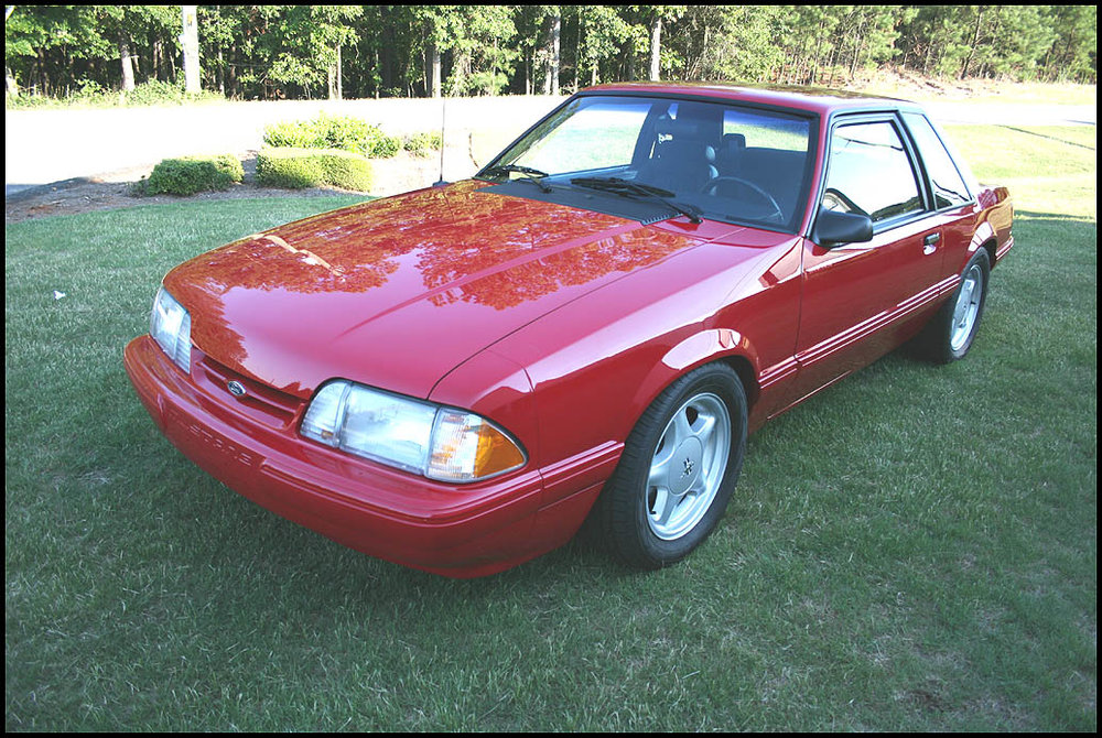 Clean, survivor cars are pulling big coin these days. Be ready to pay for the honor of owning a mint foxbody Mustang.