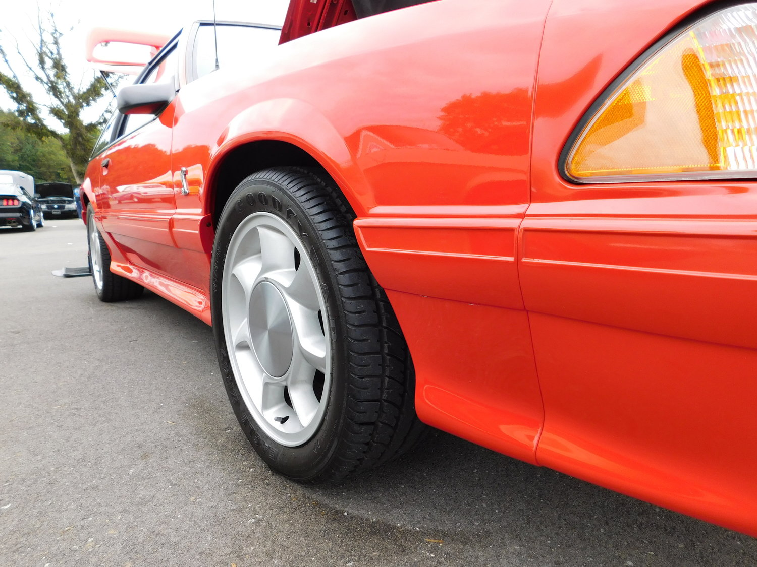 What Are The Rarest Fox Body Mustang Colors By Year Foxcast Media