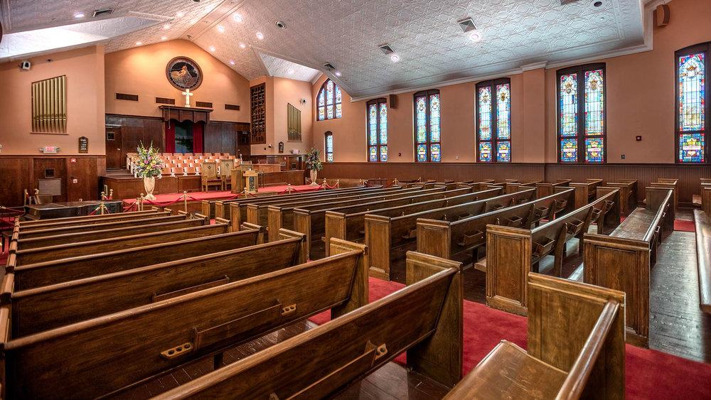 Ebenezer Church - Atlanta, GA