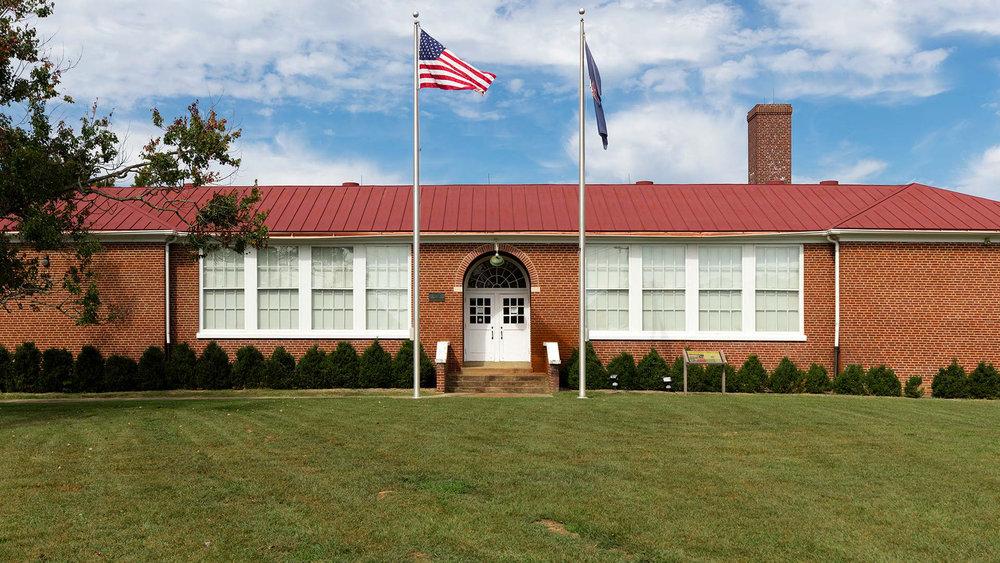 Moton High School - Farmville, VA