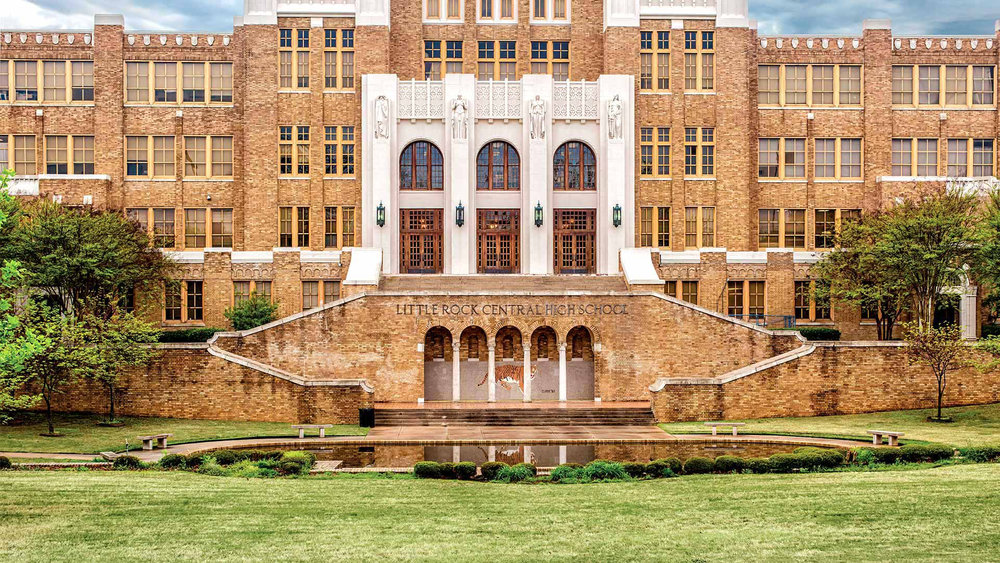 Little Rock High School - Little Rock