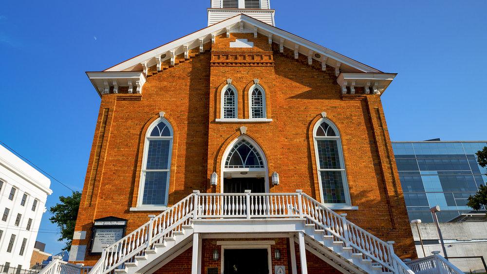 Dexter Avenue Baptist Church - Montgomery, AL