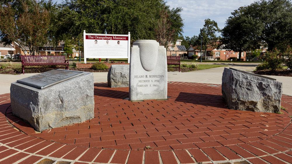 Orangeburg Monument - Orangeburg, SC