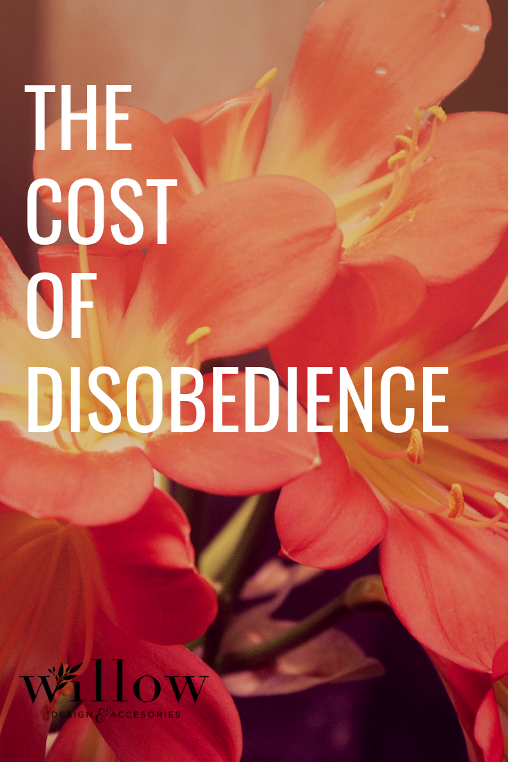 the-cost-of-disobedience