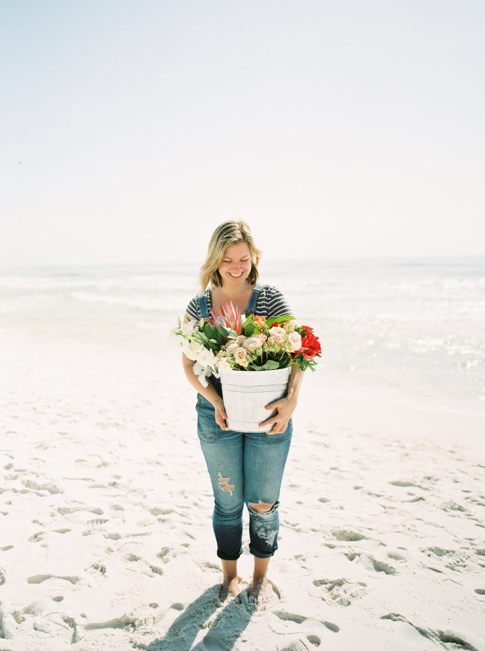 Merry Floral is Mary Johnston - Mary, a Louisiana girl, has never lived elsewhere. Her love for home runs deep, as does her love of travel, new spaces, and new faces. As a young girl, Mary and her friend kept a binder - thoughtfully titled