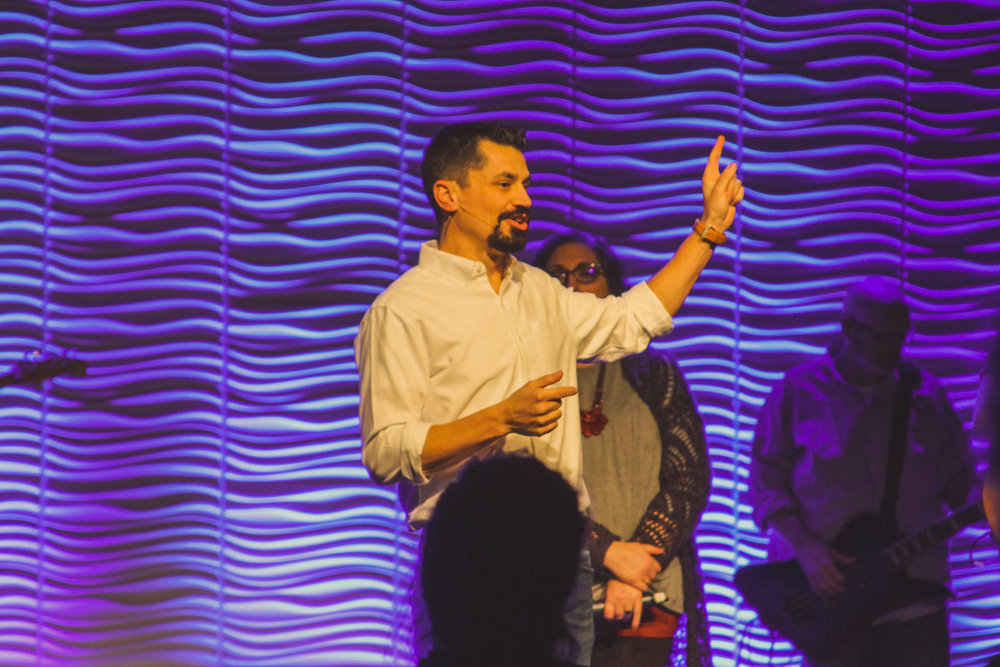 TGP Leadership - Learn about Pastor Matt Scott and the TGP Staff Ministry Team