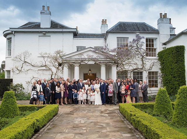 Beautiful location for a wedding in the middle of #richmondpark #locationwedding #destinationwedding @pembroke_lodge