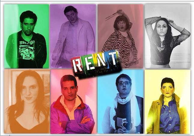 Previous Cast of RENT.
