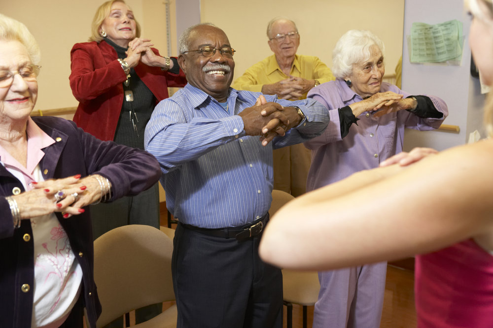 More than 90% of older adults age 60+ have at least one chronic condition, with almost 75% having two or more chronic conditions. - . Centers for Disease Control