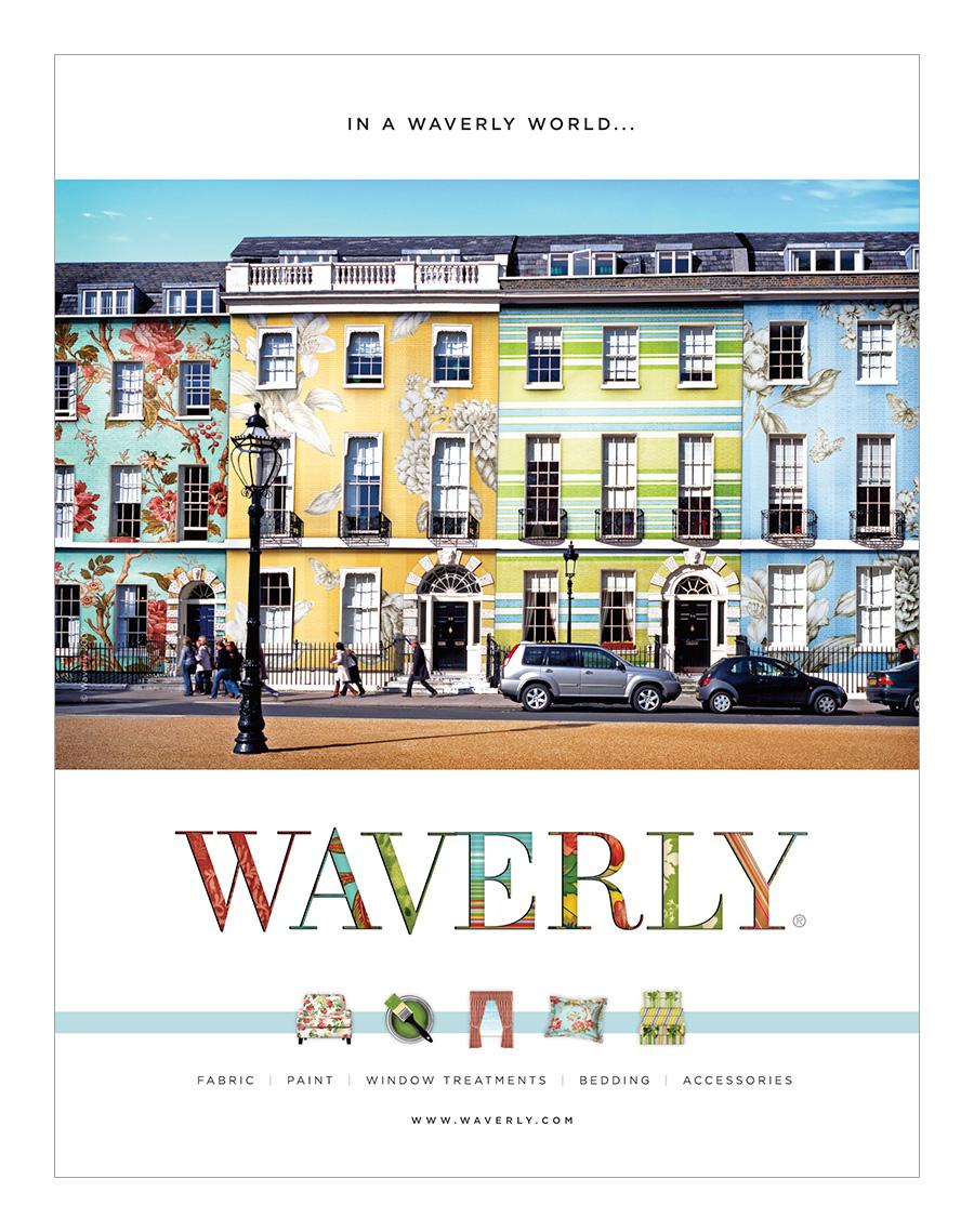 Waverly Lauren Liloia Art Direction Design