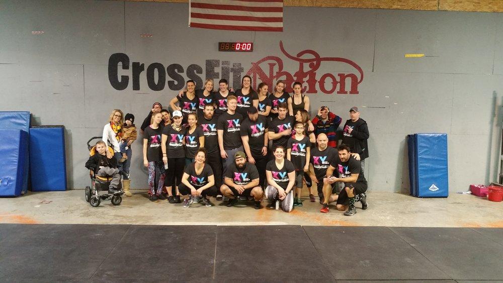 Easton Gym CrossFit Personal Training