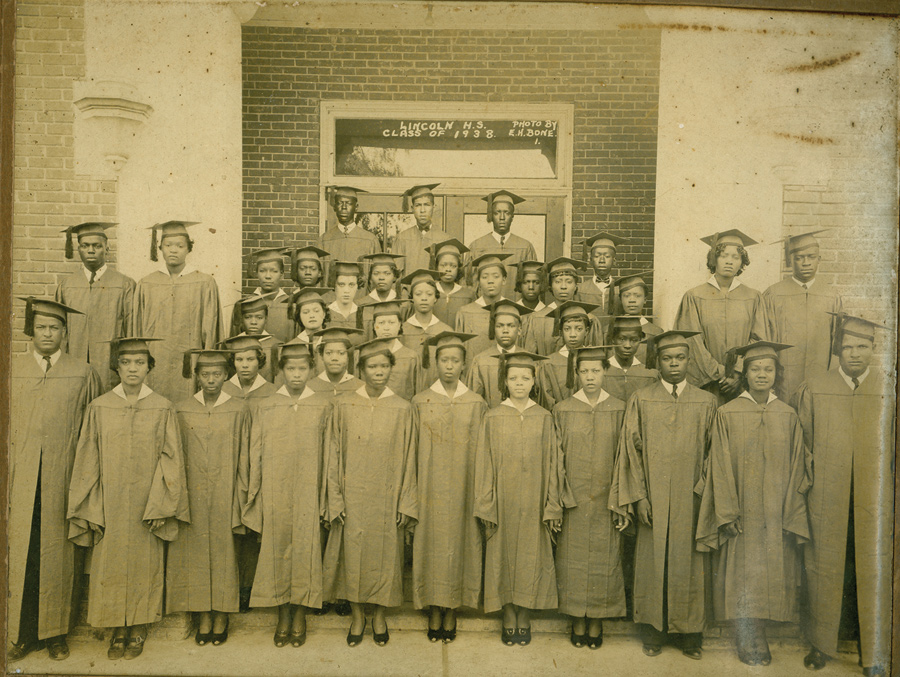 Lincoln High School Class of 1938, Gainesville, Florida