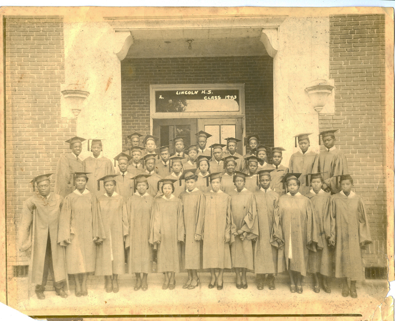 Lincoln High School Class of 1943, Gainesville, Florida