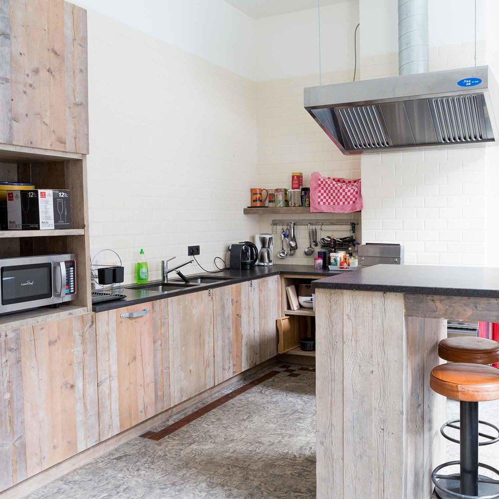 keuken ondernemerscentrum roeselare