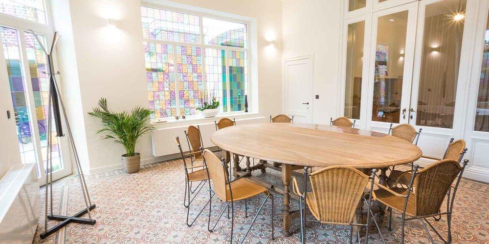 Vergader ruimte met catering mogelijkheden in authentieke sfeer - Roeselare