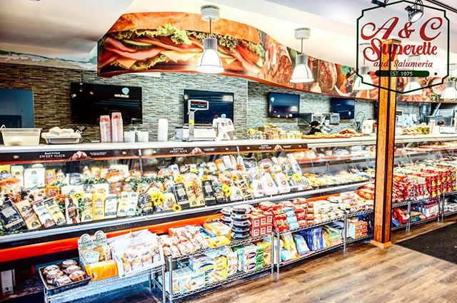 From #deli items, to specialty items, to produce and groceries...you can find it all at @ac_superette