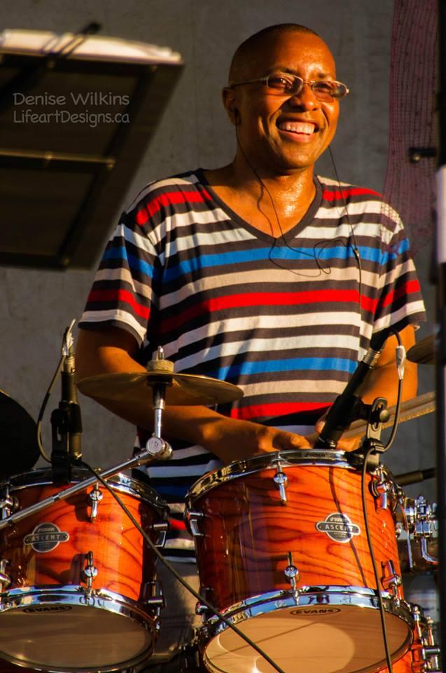 Aubrey Dayle  Drums