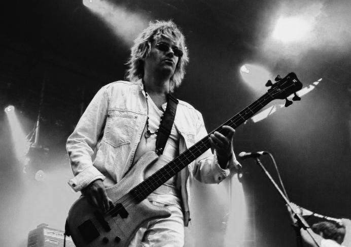 Robert Laidlaw  Bass