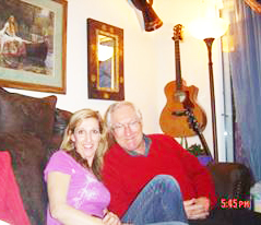 Di and her father Stan Body  Mentor