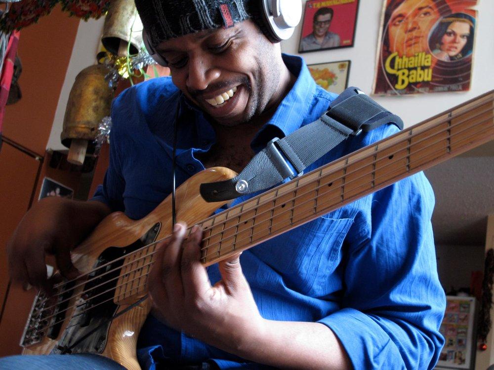 Rich Brown  Bass