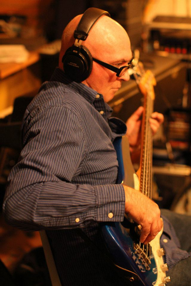 Fergus Marsh  Electric Bass