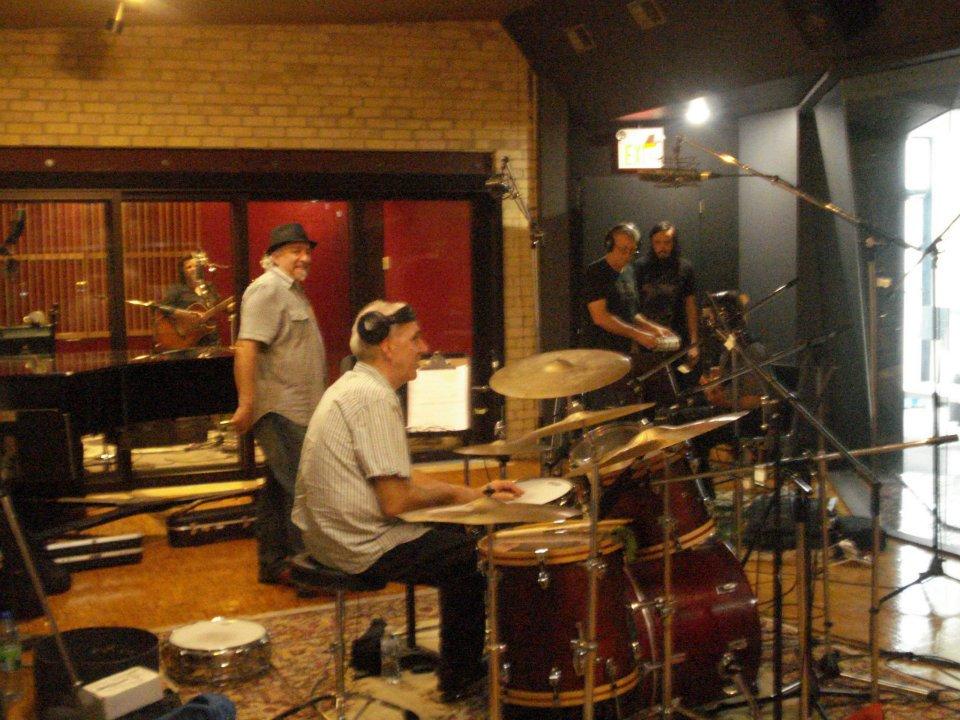 Al Cross  Drums