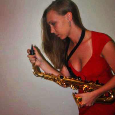 Shanna Hanko  Saxohone