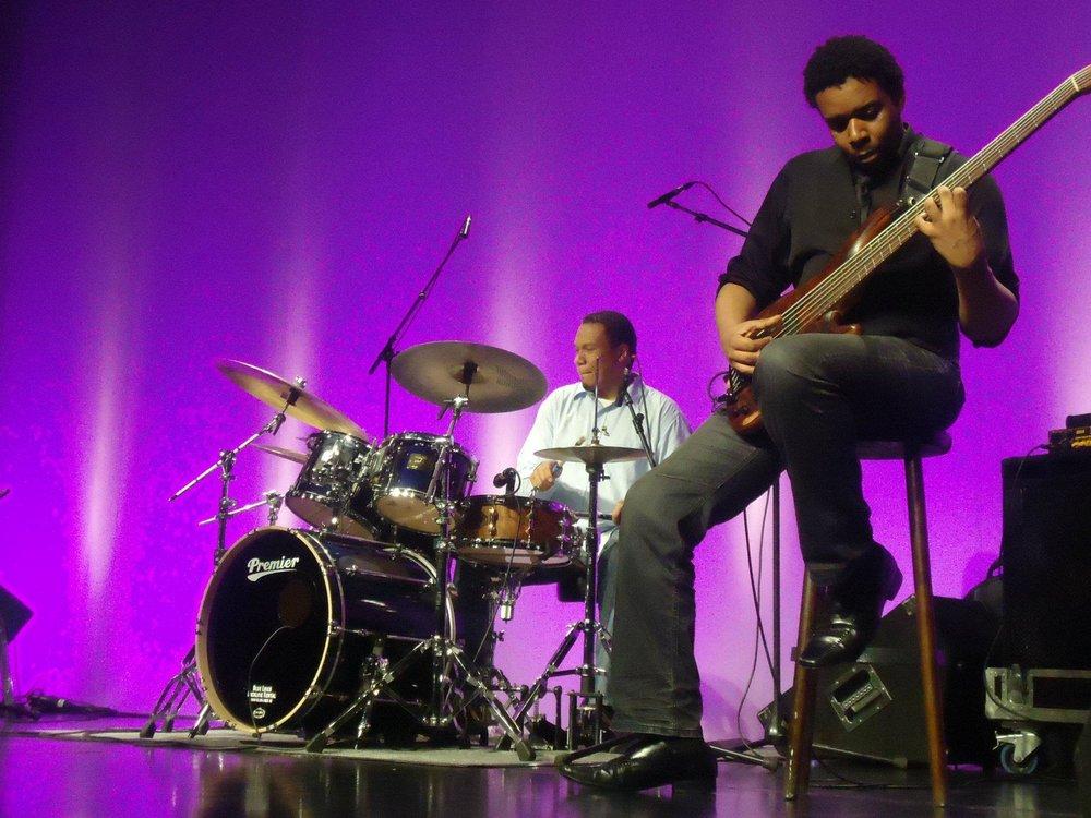 Rich Brown Bassist