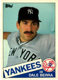 dale berra 1979 world series champ new york yankee Saturday - NOVEMBER 25th Anything Signed - $20.00 free inscription