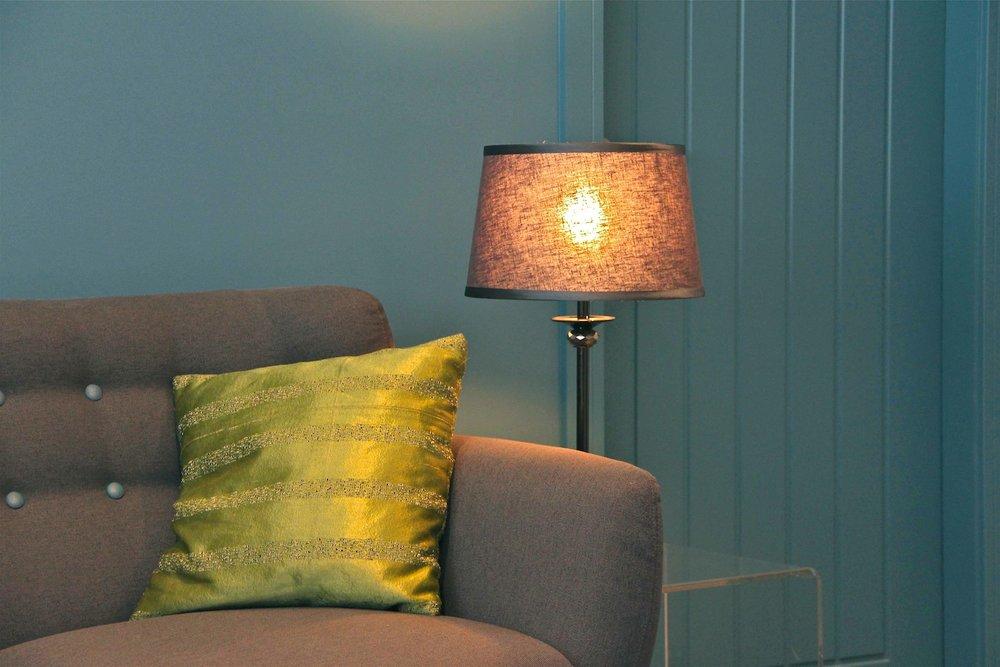 Venn Street: Lounge detail