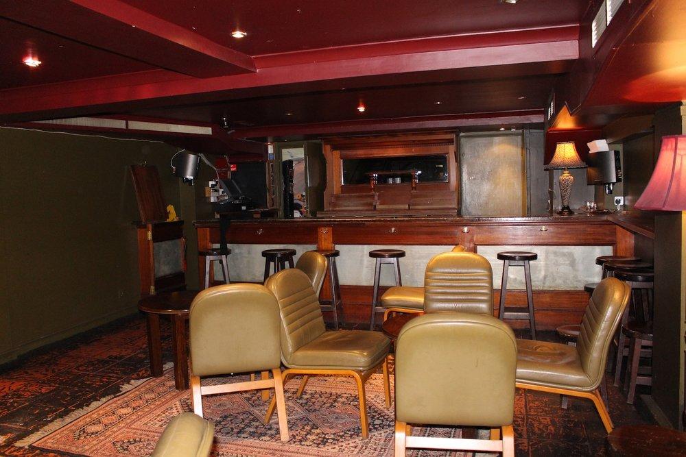 Gt Queen Street basement: Before