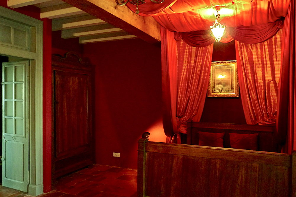 The Du Boisson Room