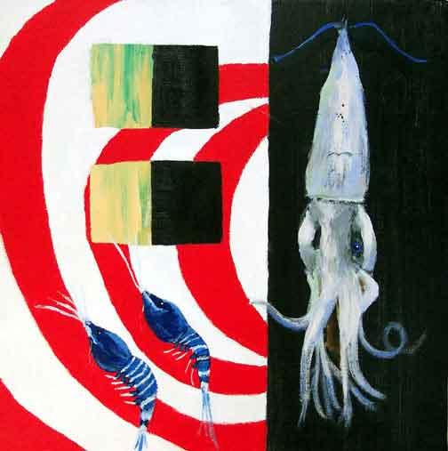 Squid Target