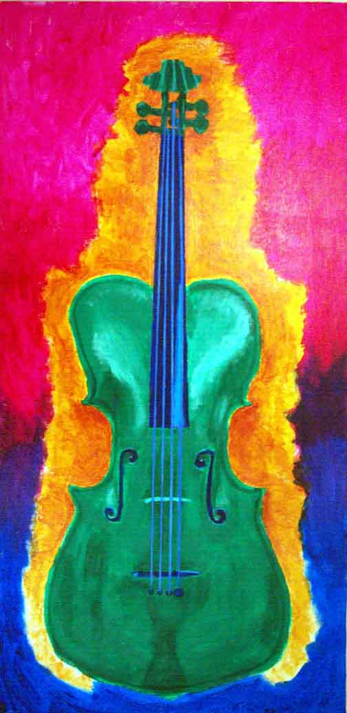 The Green Violin