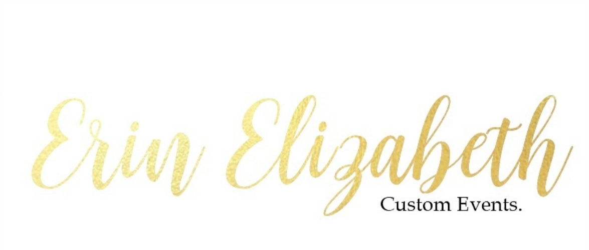 Erin Elizabeth Custom Events