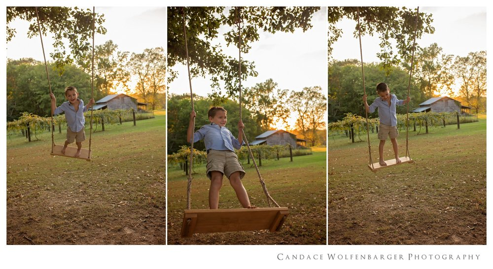 Naaman Caroline Swing Session Candace Wolfenbarger Sanford NC Childrens Photographer 6.jpg