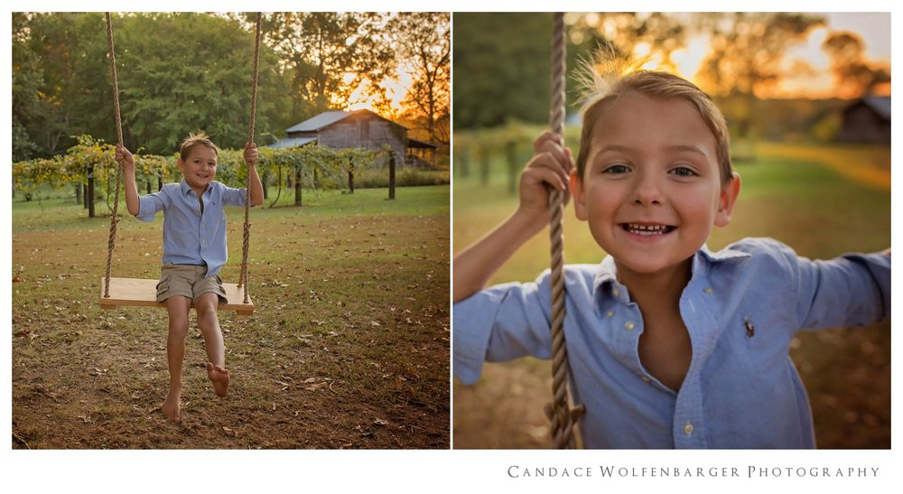 Naaman Caroline Swing Session Candace Wolfenbarger Sanford NC Childrens Photographer 8.jpg