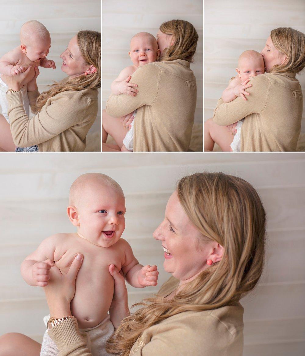Hayze 6 Months  Raleigh NC Baby Photographer Candace Wolfenbarger 3.jpg