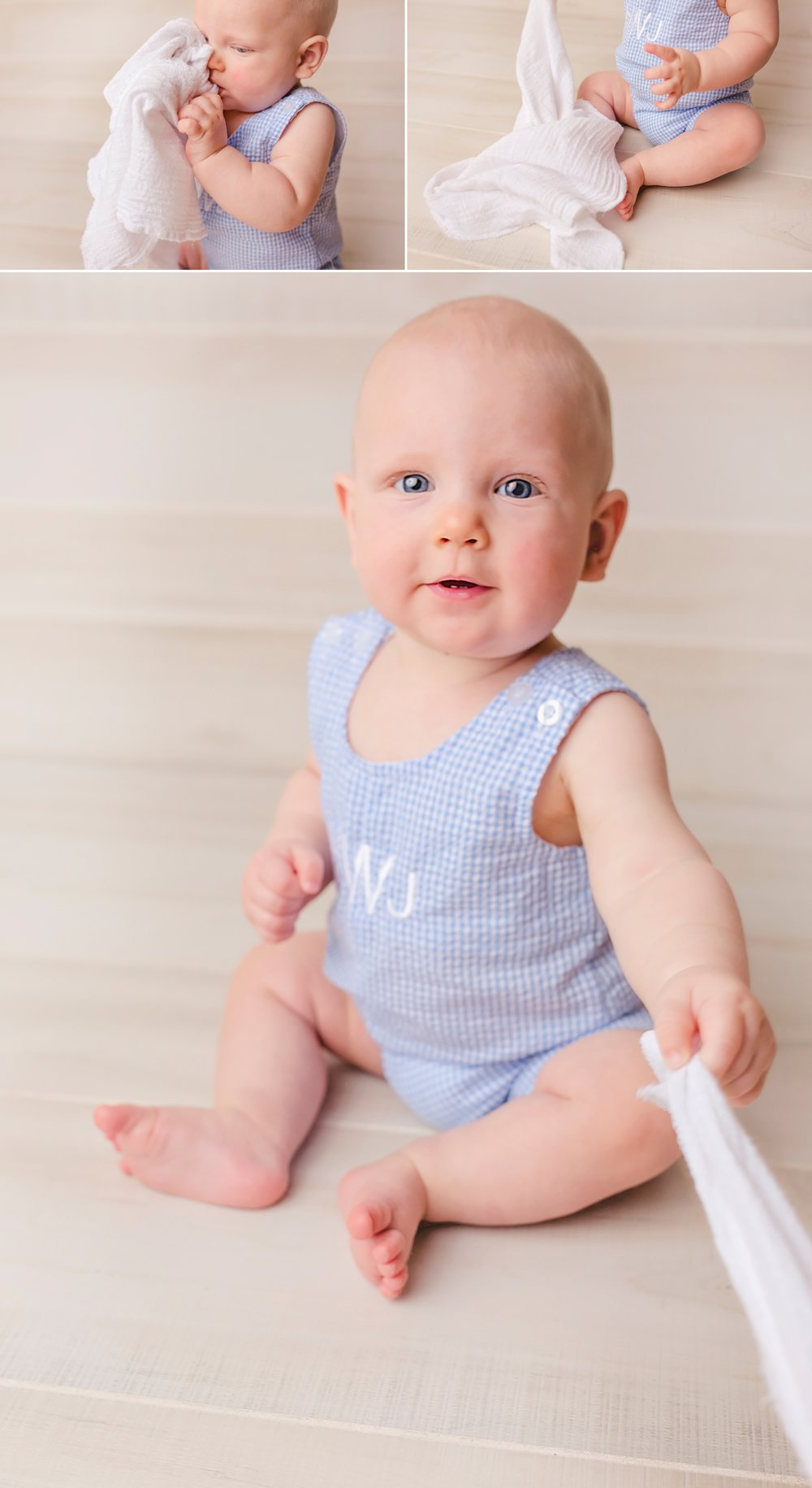 Hayze 6 Months  Raleigh NC Baby Photographer Candace Wolfenbarger 10.jpg