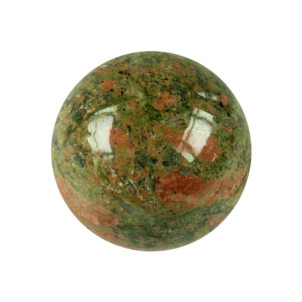 Unakite Sphere.jpg