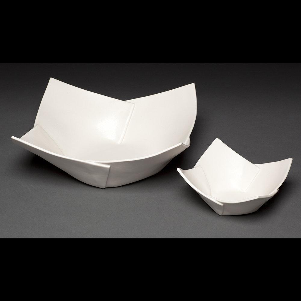 Folded Bowls