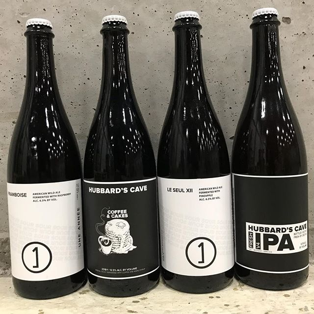 Just in from Chicago, welcome @uneannee to Mass! American wild ales, fresh IPA and imperial stouts