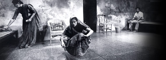 Sudha Bhuchar, Mina Anwar & Shiv Grewal, A Shaft of Sunlight, 1994.jpg