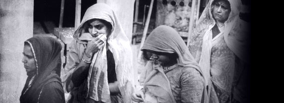 Shobu Kapoor, Sudha Bhuchar, Nina Wadia, Women of the Dust, 1994.jpg