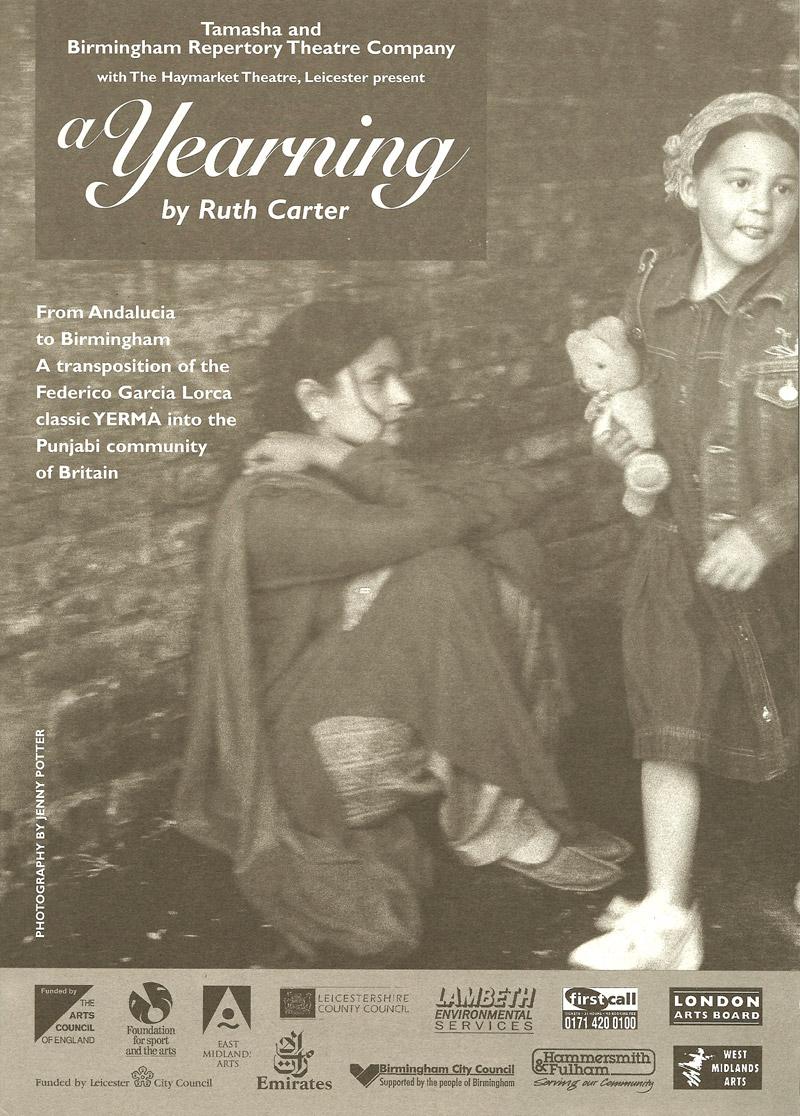 Original program cover